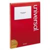 Inkjet/Laser Printer Labels, 5 1/2 x 8 1/2, White, 200/Pack