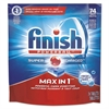 Powerball Max in 1 Dishwasher Tabs, Fresh, 74/Pack, 3/Ctn