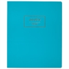 Cambridge Fashion Casebound Business Notebook, 11 x 9, Teal, 80 Sheets