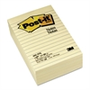 Original Pads in Canary Yellow, Lined, 4 x 6, 100-Sheet, 5/Pack
