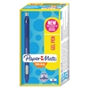 Paper Mate InkJoy Gel Retractable Pen, 0.7mm, Blue Ink, Dozen