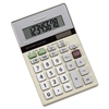 Sharp EL330TB Portable Desktop Calculator, 8-Digit LCD