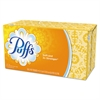 Puffs White Facial Tissue, 2-Ply, 180 Sheets, 24/Carton