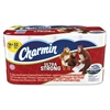 Charmin Ultra Strong Bathroom Tissue, 2-Ply, White, 154 Sheets/Roll, 16 Rolls/Carton