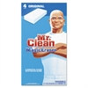 "Mr. Clean Magic Eraser - All Purpose, 2 2/5"" x 4 3/5"", 1"" Thick, White"