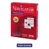 Navigator Premium Multipurpose Paper, 97 Bright, 20lb, Letter, White, 200,000 Sheets/PLT