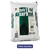 Safe T Sorb All-Purpose Clay Absorbent, 40lb, Poly-Bag, 50/Carton