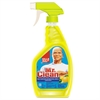 Mr. Clean Multi-Surface Antibacterial Cleaner, Lemon, 32 oz Spray Bottle