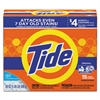Tide Powder Laundry Detergent, Original Scent, 20oz Box