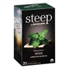 Bigelow steep Tea, Mint, 1.41 oz Tea Bag, 20/Box