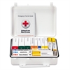 ANSI Class A Weatherproof First Aid Kit for 25 People, 84 Pieces
