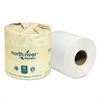 Cascades North River Standard Bathroom Tissue, 1-Ply, 4 5/16 x 3 3/4, 1210/Roll, 80/Crtn