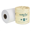 Cascades North River Standard Bathroom Tissue, 2-Ply, 4 5/16 x 3 3/4, 550/Roll, 80/Carton