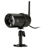 Uniden APPCAM25HD Outdoor Wi-Fi Camera with SD Card Recording, HD 720P Resolution