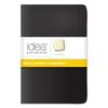 Idea Collective Journal, Soft Cover, Side, 5 1/2 x 3 1/2, Asst, 40 Sheets, 2/PK