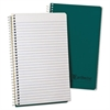 Earthwise Single Subject Notebook, Narrow Rule, 8 x 5, White Paper, 80 Sheets