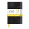 TOPS Idea Collective Journal, Hard Cover, Side Bound, 5 1/2 x 3 1/2, Black, 96 Sheets