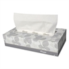 White Facial Tissue, 2-Ply, 125/Box, 12/Carton