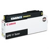 Canon 7626A001AA (GPR-11) Toner, Yellow