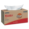 WypAll* L30 Wipers, 10 x 9 4/5, White, 120/POP-UP Box, 10 Boxes/Carton