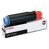 Canon GPR15 (GPR-15) Toner, Black