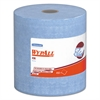 X90 Cloths, Jumbo Roll, 11 1/10 x 13 2/5, Denim Blue, 450/Roll, 1 Roll/Carton