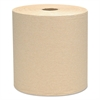 "Hard Roll Towels, 1.5"" Core, 8 x 800ft, Natural, 12 Rolls/Carton"