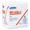WypAll* X70 Wipers, 1/4-Fold, 12 1/2 x 12, White, 76/Pack, 12 Packs/Carton