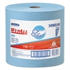 X60 Wipers, Jumbo Roll, 12 1/2 x 13 2/5, Blue, 1100/Roll