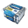 Alkaline Battery, AA, 30/Pack