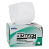 KIMWIPES, Delicate Task Wipers, 1-Ply, 4 2/5 x 8 2/5, 280/Box,16800/Ct
