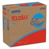 WypAll* X60 Wipers, POP-UP Box, White, 9 1/8 x 16 7/8, 126/Box, 10 Boxes/Carton
