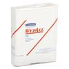 WypAll* X50 Wipers, 1/4 Fold, 10 x 12 1/2, White, 26/Pack, 32 Packs/Carton