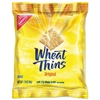 Wheat Thins Crackers, Original, 1.75 oz Bag, 72/Carton