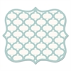 Designer Mouse Pads, Lattice, 9 x 8 x 1/16""