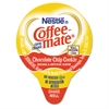 Coffee-mate Liquid Coffee Creamer, TH Chocolate Chip Cookie, 0.375oz Mini Cups, 50/Bx
