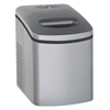 "Avanti Portable/Countertop Ice Maker, Silver, 9 3/4""W x 14""D x 13""H"
