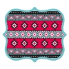 Fellowes Designer Mouse Pads, Tribal Print, 9 x 8 x 1/16""