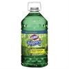 Clorox Fraganzia Multi-Purpose Cleaner, Forest Dew Scent, 175 oz Bottle, 3/Carton