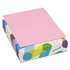 BriteHue Multipurpose Colored Paper, 20lb, 8 1/2 x 11, Ultra Pink, 500 Sheets