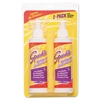 Flat Screen & Monitor Cleaner, Pleasant Scent, 8 oz Bottle, 2/Pack