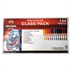 Polycolor Drawing Pencils, 3.8 mm, Class Pack, 12 Assorted Colors/Set
