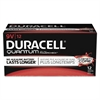 Quantum Alkaline Batteries with Duralock Power Preserve Technology, 9V, 72/CT