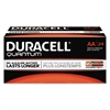 Duracell Quantum Alkaline Batteries with Duralock Power Preserve Technology, AA, 24/Box