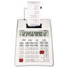 Canon P23-DHV-G 12-Digit Palm Printing Calculator, Purple/Red Print, 2.3 Lines/Sec