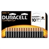 CopperTop Alkaline Batteries with Duralock Power Preserve Technology, AAA, 16/Pk