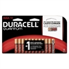 Quantum Alkaline Batteries with Duralock Power Preserve Technology, AAA, 12/Pk