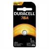 Duracell Alkaline Medical Battery, 76/675, 1.5V, 1/EA
