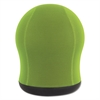 "Zenergy Swivel Ball Chair, 17 1/2"" Diameter x 23"" High, Green Mesh"