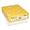 CLASSIC Laid Writing Paper, 24lb, 8 1/2 x 11, Natural White, 500 Sheets